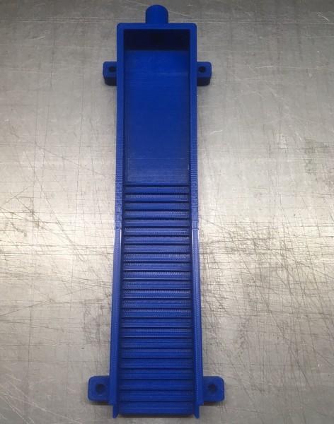 Mini-Feinwaschrinne Riffel senkrecht (erweiterbar)