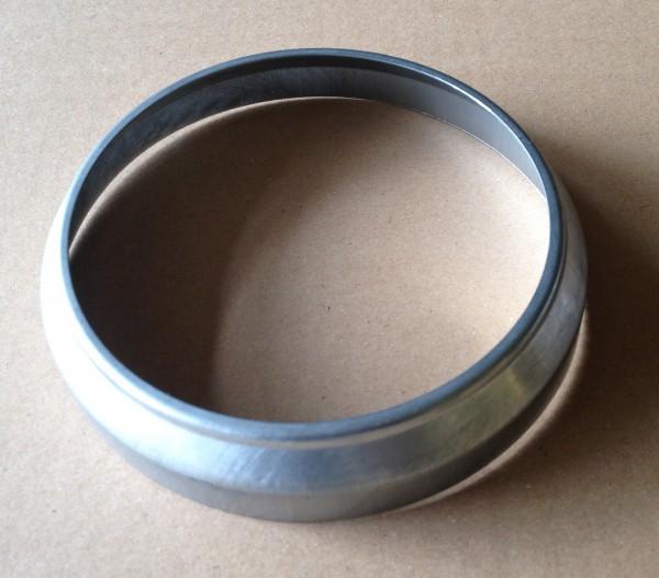 Zink Standrohrkappe 120 / 140 mm