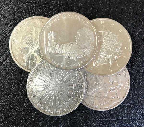 Deutschland : 10 Deutsche Mark * 1972-1997