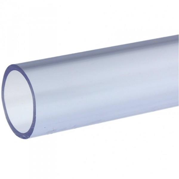 PVC Rohr durchsichtig 20mm * 200mm lang