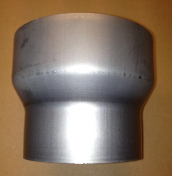 Zink NOVA Rohr-Reduziermuffe 120/100 mm (5tlg./6tlg.)