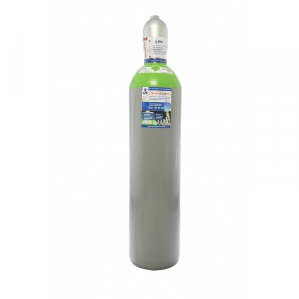 Schutzgas 18 - 20 ltr. im Tausch gegen Leerflasche