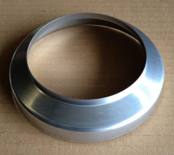 Zink Standrohrkappe 87 / 116 mm