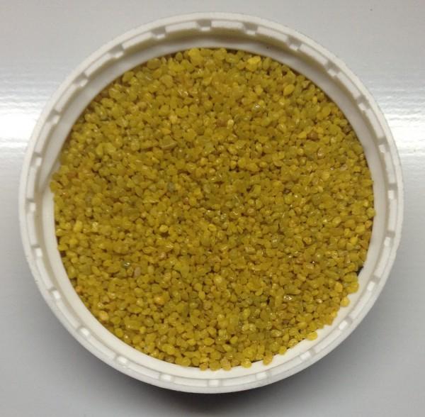 500ml Farbgranulat * Deko-Granulat * Gelb