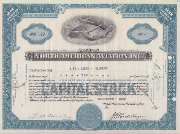 9x North American Aviation, Inc.