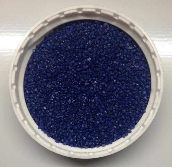 500ml Farbgranulat * Deko-Granulat * Blau