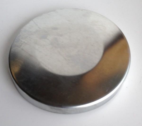 35x Zink Pfostenkappe / Schale 150 mm abgesetzt (Sonderpaket)