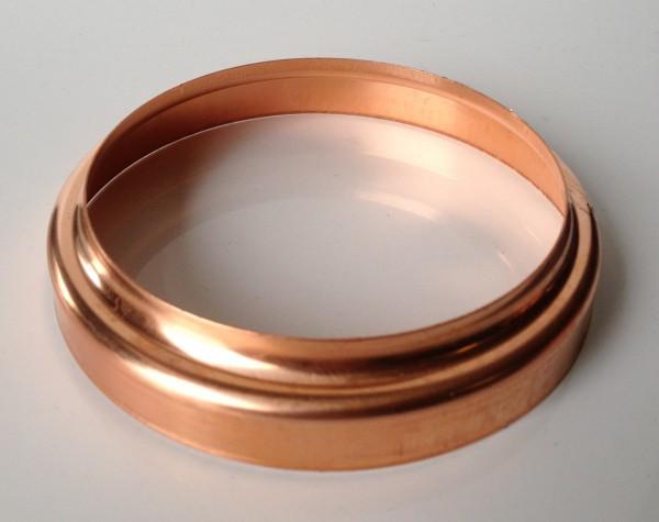 Kupfer Standrohrkappe 100 / 116 mm