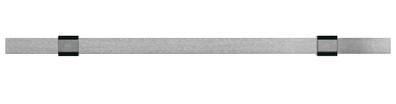 Küchenleiste 50 cm mit Wandbefestigungs-Set (19451)