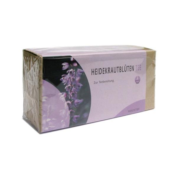 Weltecke Heidekrautblüten Tee 25 Filterbeutel PZN 1244980
