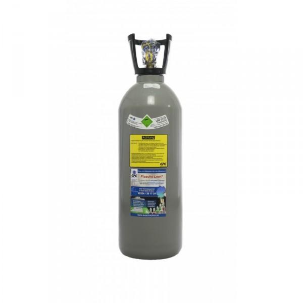 Kohlensäure 10,00 kg im Tausch gegen Leerflasche