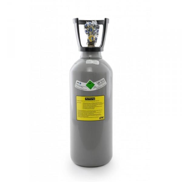 Kohlensäureflasche gefüllt mit 6,00 kg