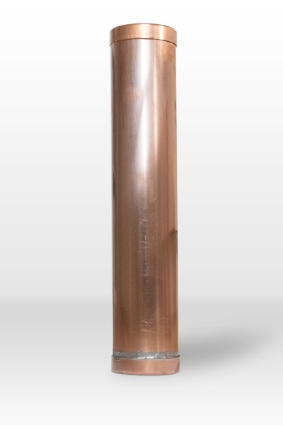 Dokumentenrolle / Zeitkapsel: 80mm Durchmesser
