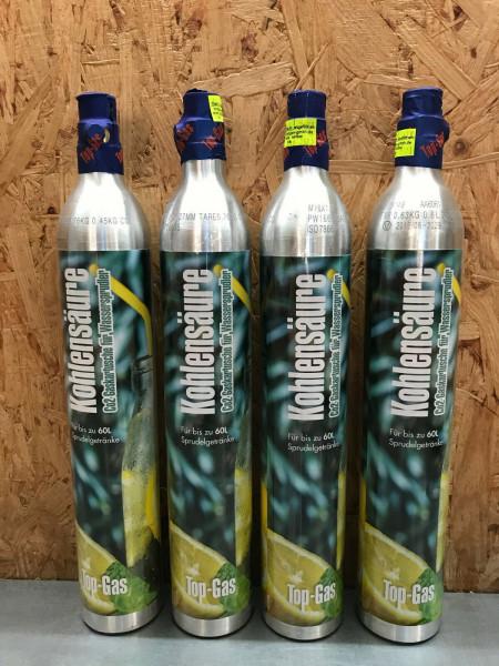 Kohlensäure für Sodastream® 425 g im Tausch gegen Leerflasche