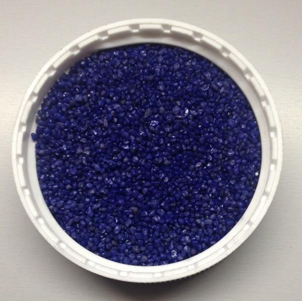 500ml Farbgranulat * Deko-Granulat * Dunkelviolett