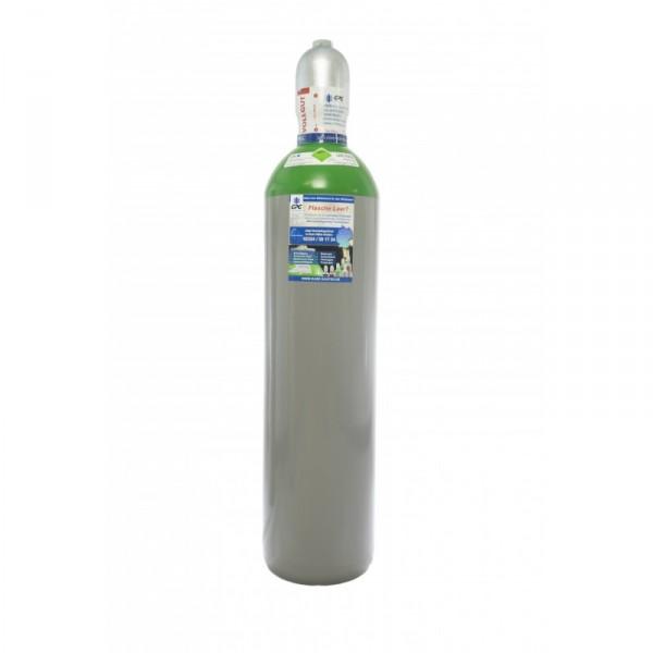 Argon 4.6 - 20 ltr. im Tausch gegen Leerflasche