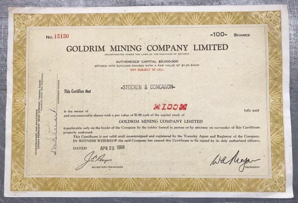 Goldrim Mining Company