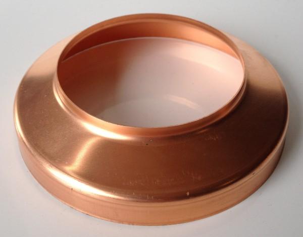 Kupfer Standrohrkappe 76 / 116 mm