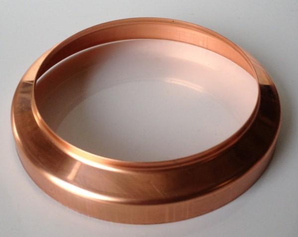 Kupfer Standrohrkappe 120 / 150 mm