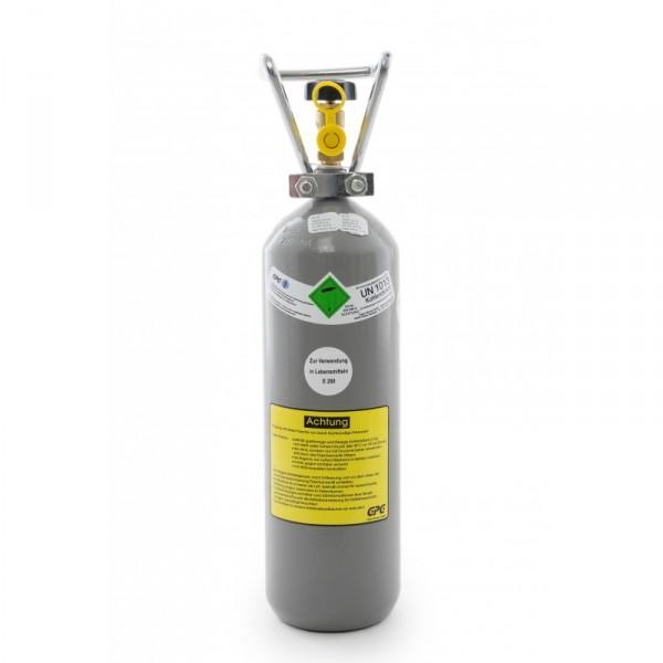 Kohlensäureflasche gefüllt mit 2,00 kg