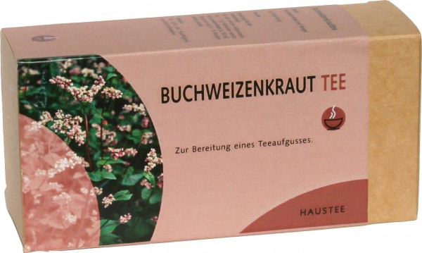Weltecke Buchweizenkrauttee 25 Filterbeutel PZN 7779452
