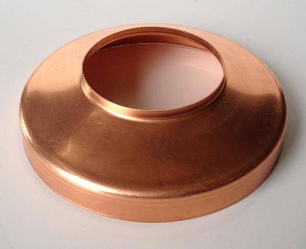 Kupfer Standrohrkappe 60 / 116 mm